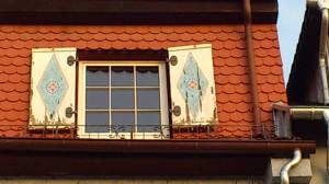 Alte Fensterlaeden