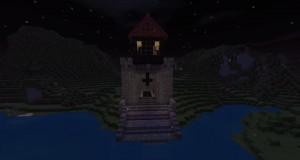 Black Castle Front 1