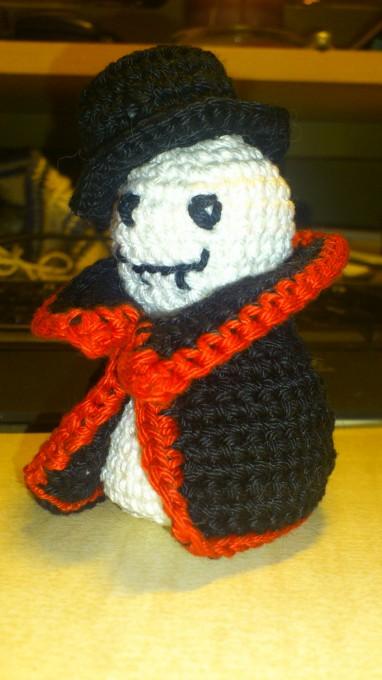 Mr. Little Vampire