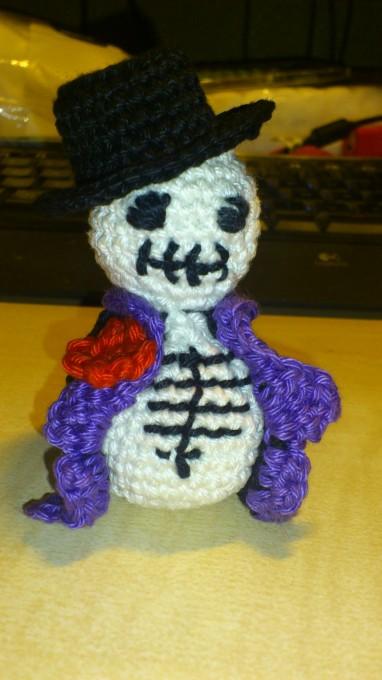Sir Skeleton