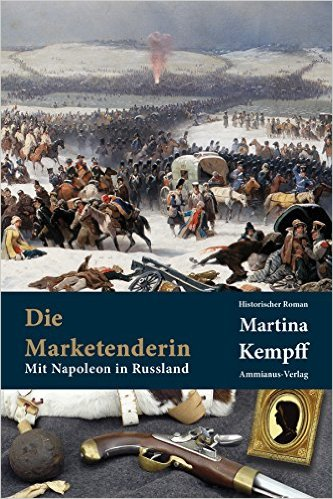 Die Marketenderin - Cover